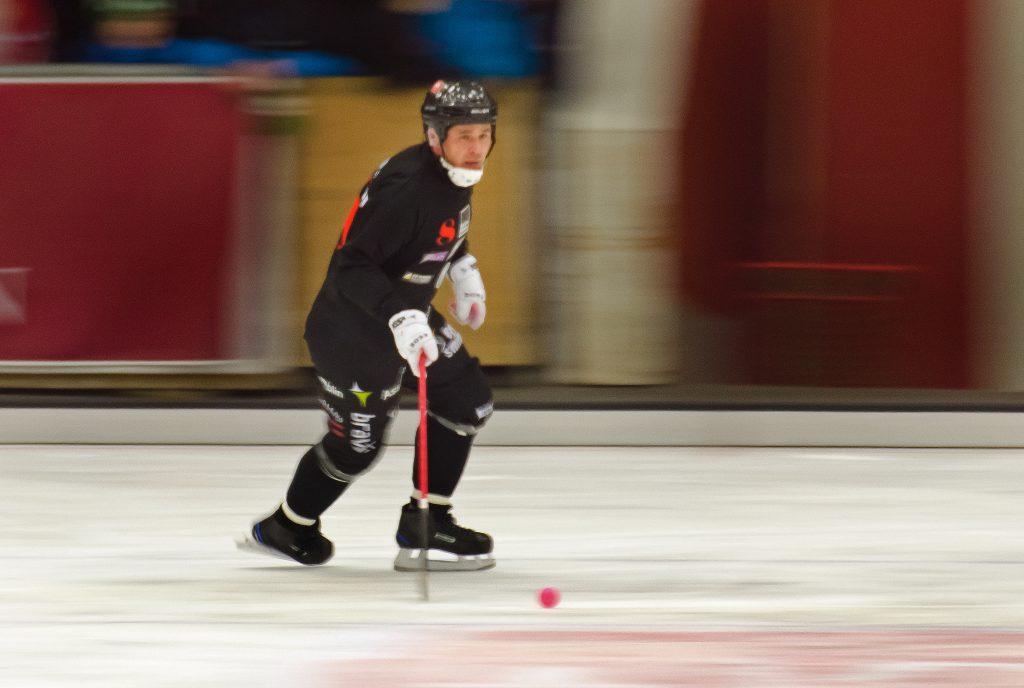Rinat Shamsutov har spelat sin sista match i Tillberga och i Västerås.
