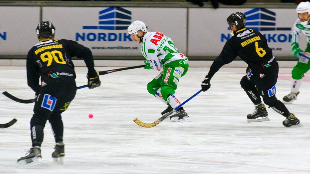 Ted Bergström sköt avgörande 4-3 i sista övertidsminuten.