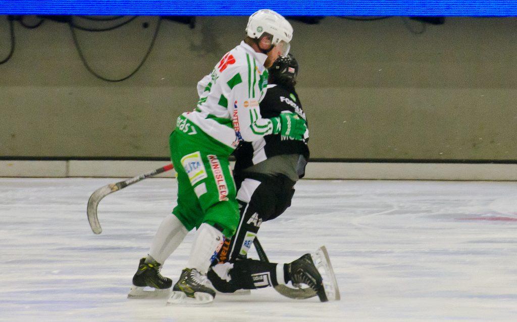 Stefan Edberg fick tillfällig stopp på Mossberg.