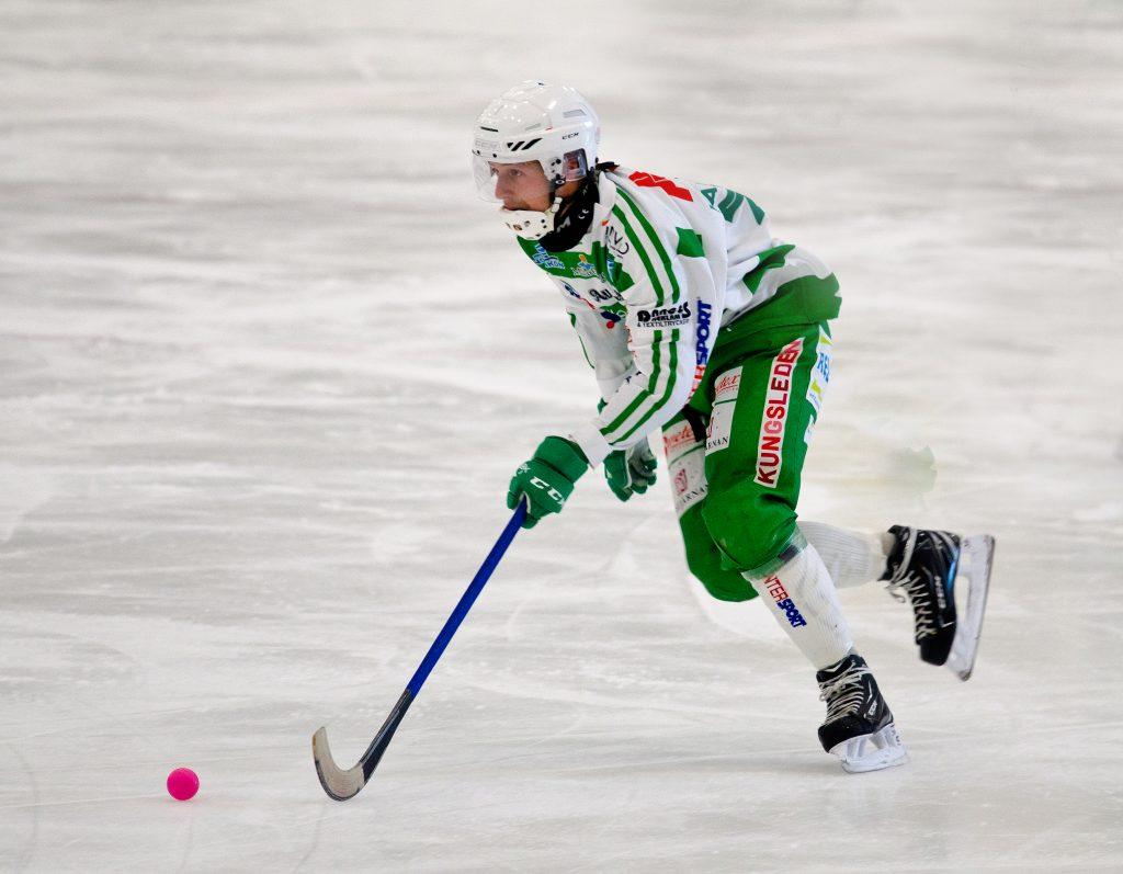 Martin Landström: bra i finalen.